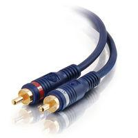 6ft Velocity RCA Stereo Audio Cable